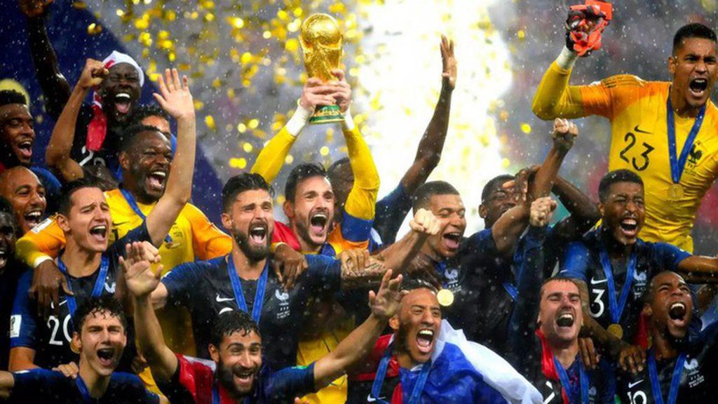 Чемпионы мира-2018
