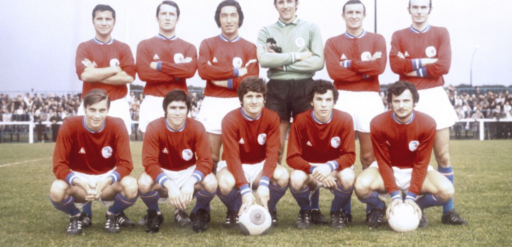 ПСЖ 1970 г.